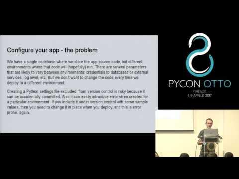 Marco Santamaria - Deploy automatizzato di un progetto Python 3/Django con Ansible