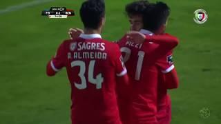 Feirense 0-2 Benfica (Liga 27ªJ): Resumo