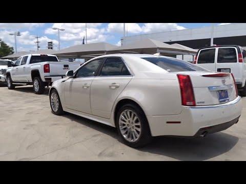 2013 Cadillac CTS Sedan San Antonio b26897e6c2