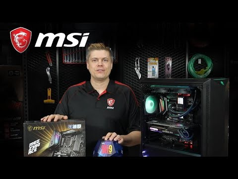 MSI Pro Cast#25 –Overclock Intel 9th Gen CPUs to 5GHz with MEG Z390 ACE | Gaming Motherboard | MSI