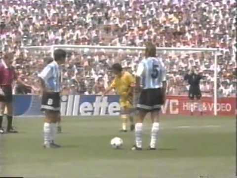 FIFA World Cup 1994 Romania x Argentina