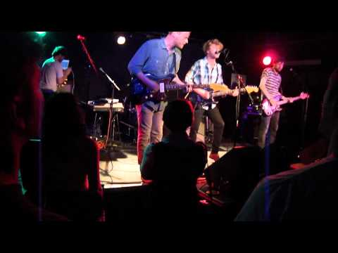 Figurines - The Wonder (Live @ The Mercury Lounge - NYC)