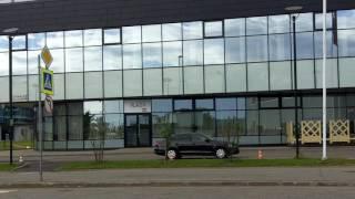 видео Отель на пулковском шоссе