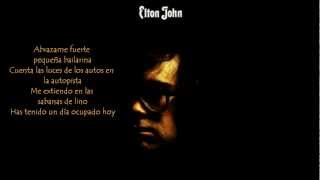 Elton John - Tiny Dancer (Sub en Español - Traduccion Original)