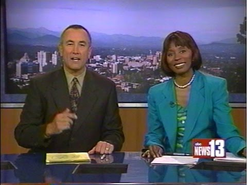 "13 WLOS - ""Darcel Grimes Day"" in Asheville"