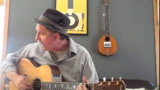 In the Evening (When The Sun Goes Down) - Acoustic Blues Cover by TBurns