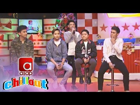 ASAP Chillout: Jake, Migs, Iñigo and Kaye share their experiences in joining Himig Handog 2017