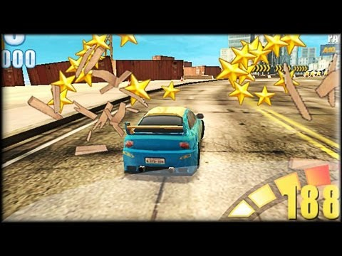 Downtown Drift - Game preview / gameplay