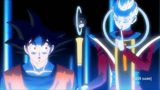 Goku Learns of the Grand Minister's Power: DBS Ep.55 ENGLISH DUB