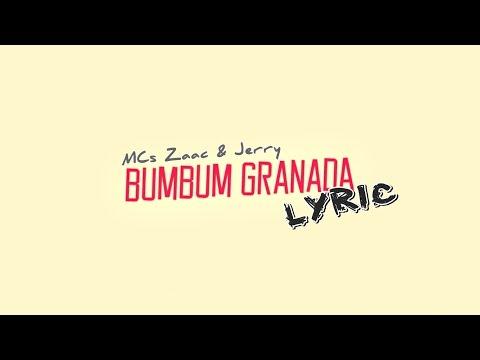MCs Zaac & Jerry - Bumbum Granada (LYRIC)