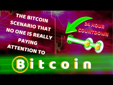 LESS THAN 24 HOURS!! BITCOIN WILL DO THIS SOON – NOBODY IS PAYING ATTENTION
