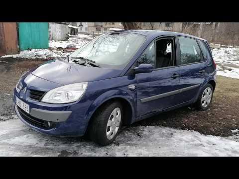 Renault Scenic 2007г. Кто скажет, что он не стоил своих денег? UAB Viastela