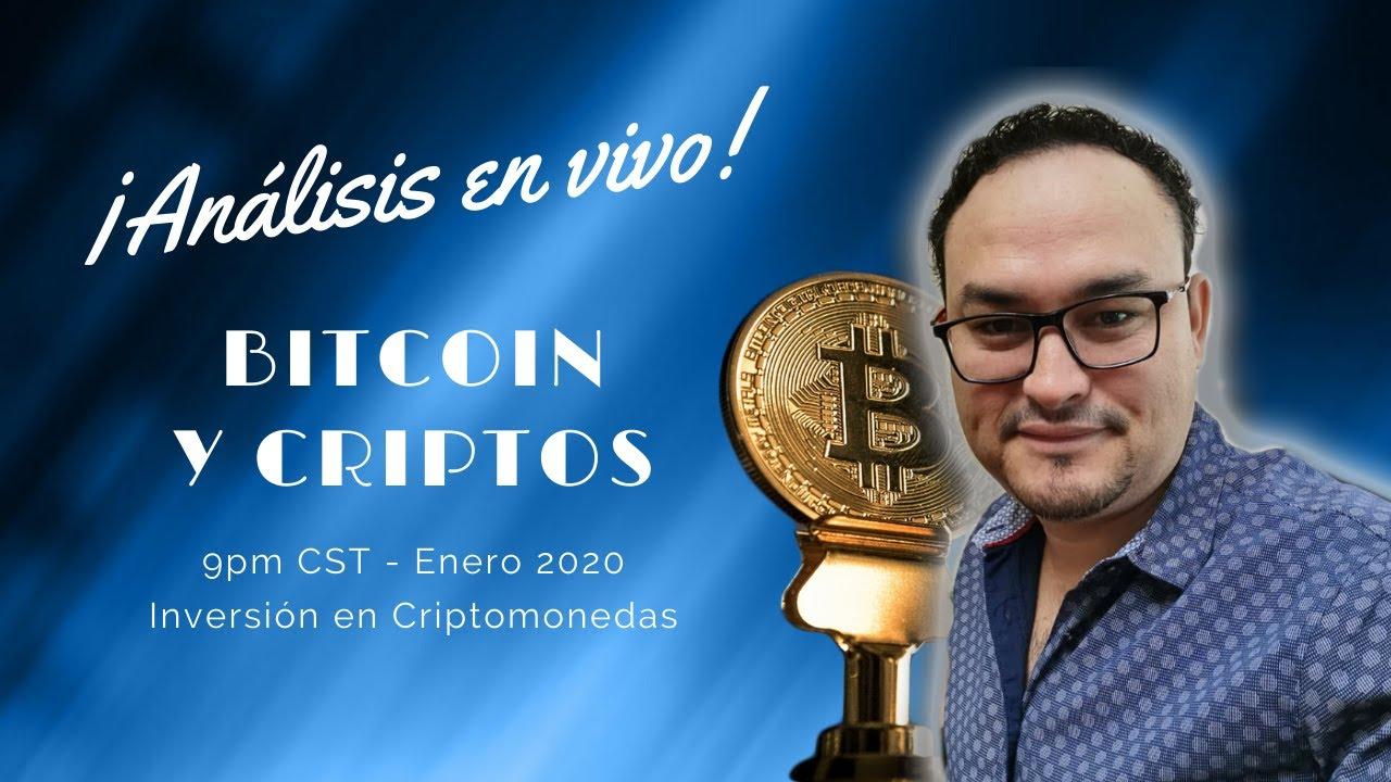 Sitio web en vivo de bitcoin