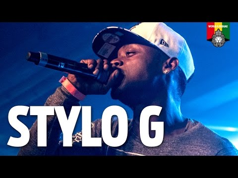 Stylo G Live at Hotel Jamaica, Antwerp  2016