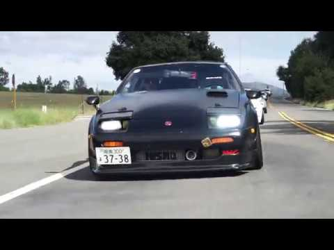 Z31 Cruise: Boosting And Cruising