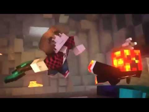 "minecraft song ♪ ""I am believing"" ♪ : 125% speed"