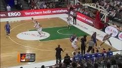 DBB-TV: 1. Viertel Deutschland - Luxemburg