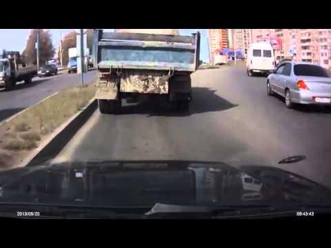 Перевозка бетона по Русски