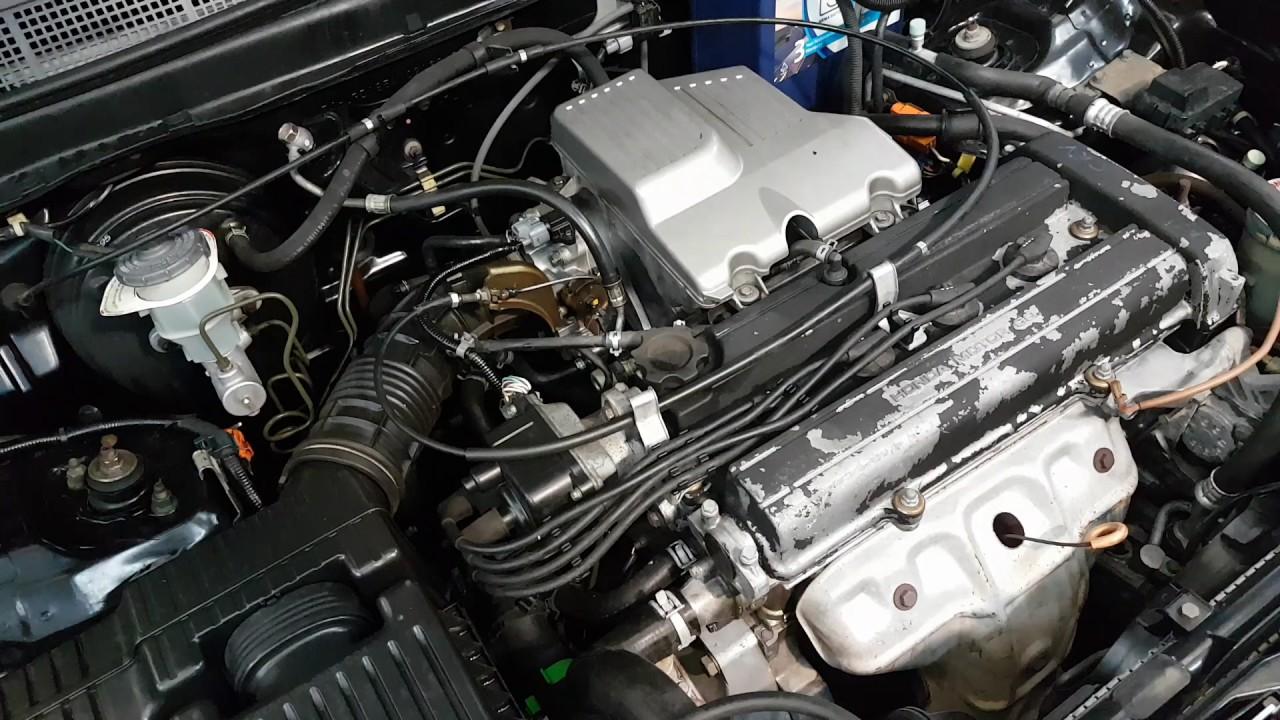 Honda CRV fuel leaks fuel injector leak o-rings fuel injector body fuel smell 2.0l honda CRV ...