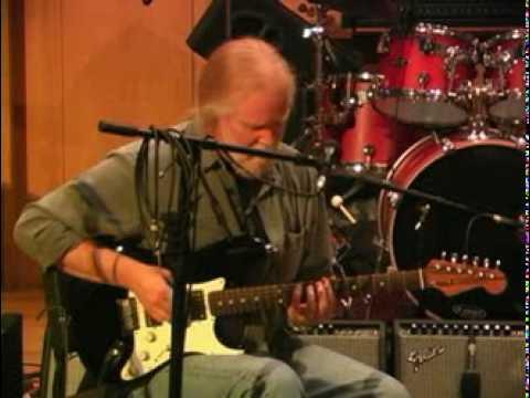 Jimmy Herring On Unorthodox Playing