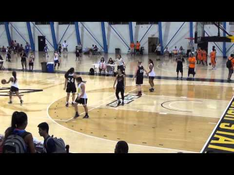 2015 Nikkei 3-on-3 Gold Upper Game 4 Championship