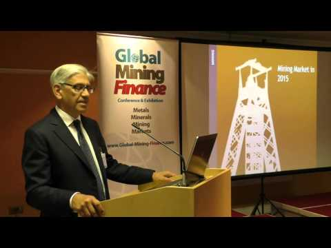 Graham Dallas - Toronto Stock Exchange - Global Mining Finance - Autumn 2015