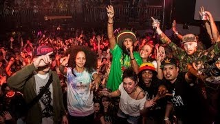 Congo Natty feat. Rebel MC, Congo Dubz, Phoebe & Nanci @ BAM BAM & Melkweg, Amsterdam [7-2-2014]