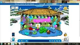 The Emoticons In Club Penguin!!