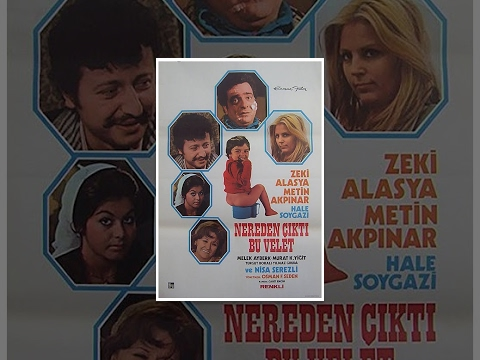 Nereden Çıktı Bu Velet (1975) - Zeki Alasya & Metin Akpınar