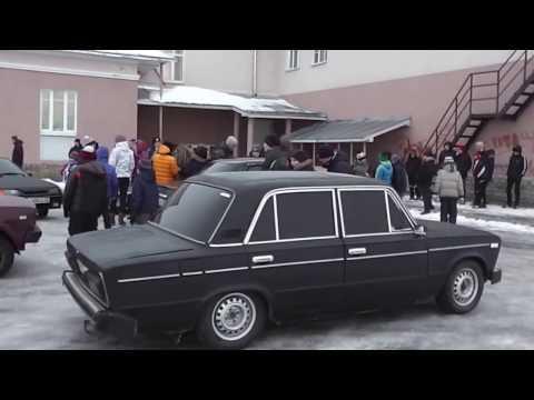 БПАN в Тотьме. 2014 год.