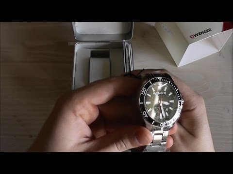Wenger Sea Force 01.641.105 Unboxing & Review Coming!