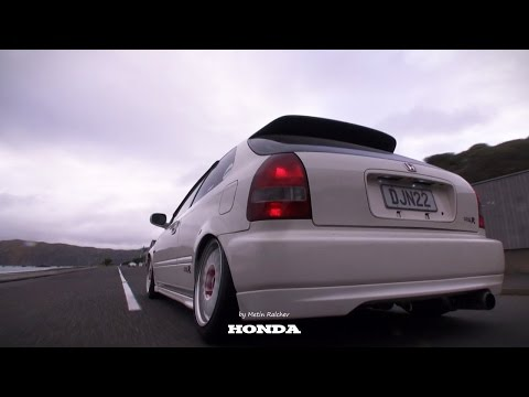 Honda Civic VTEC Turbo Compilation