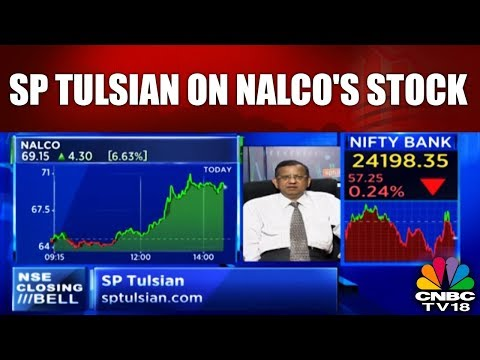 SP Tulsian On NALCO; One Can Keep A Positive View On It for the Next Couple of Months