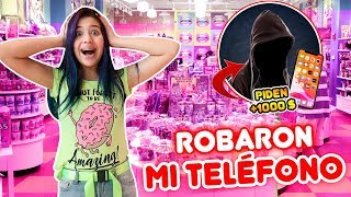 24 HORAS EN UN MUNDO DULCE🍭! ROBARON MI TELÉFONO😱!!| Leyla Star 💫