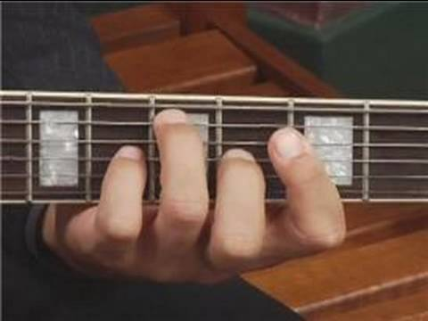 Play G7 Chord in 2nd Position on the Guitar: 2nd Inversion : Guitar ...