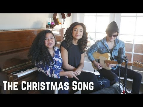 The Christmas Song (Nat King Cole Cover) by Dana Williams and Zee Avi