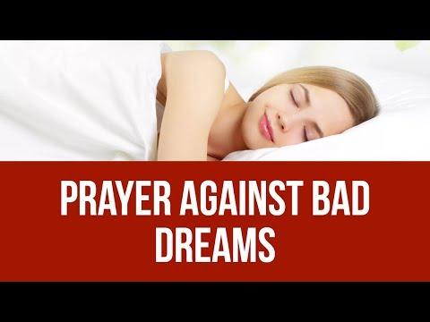 PRAYER AGAINST BAD DREAMS (TO GET GOOD SLEEP)  ✅