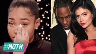 Jordyn Woods DENIES Cheating Allegations! Kylie Jenner CATCHES Travis Scott CHEATING! MOTW