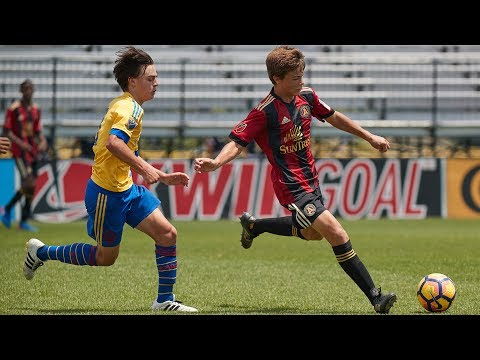 Beyond the Score: Georgia and Atlanta United FC Working Together to Pave a Unified Player Pathway