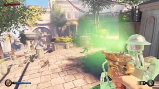 Bioshock Infinite on the Mac Gameplay