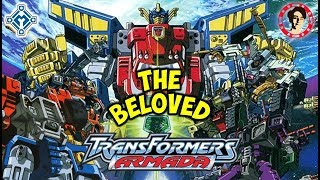 The Beloved Transformers Armada (Mini Retrospective) - Comodin Cam