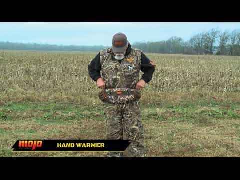 Introducing The MOJO® Hand Warmer
