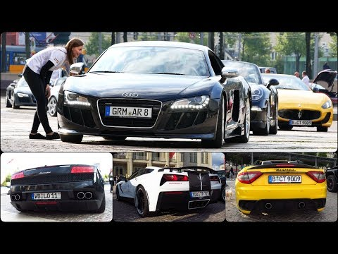 Best of Supercars - Tuning Challenge Leipzig 2017 - 4K!