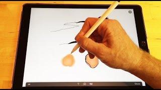 Apple Pencil vs 53 Pencil