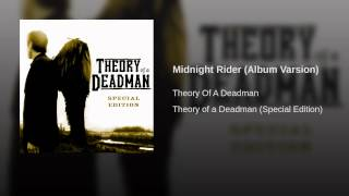 Midnight Rider (Album Varsion)