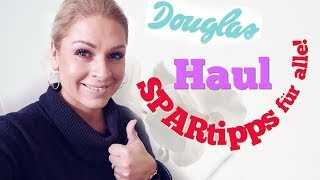 Douglas Beauty Haul und Spartipps beim Online Shopping I Mamacobeauty