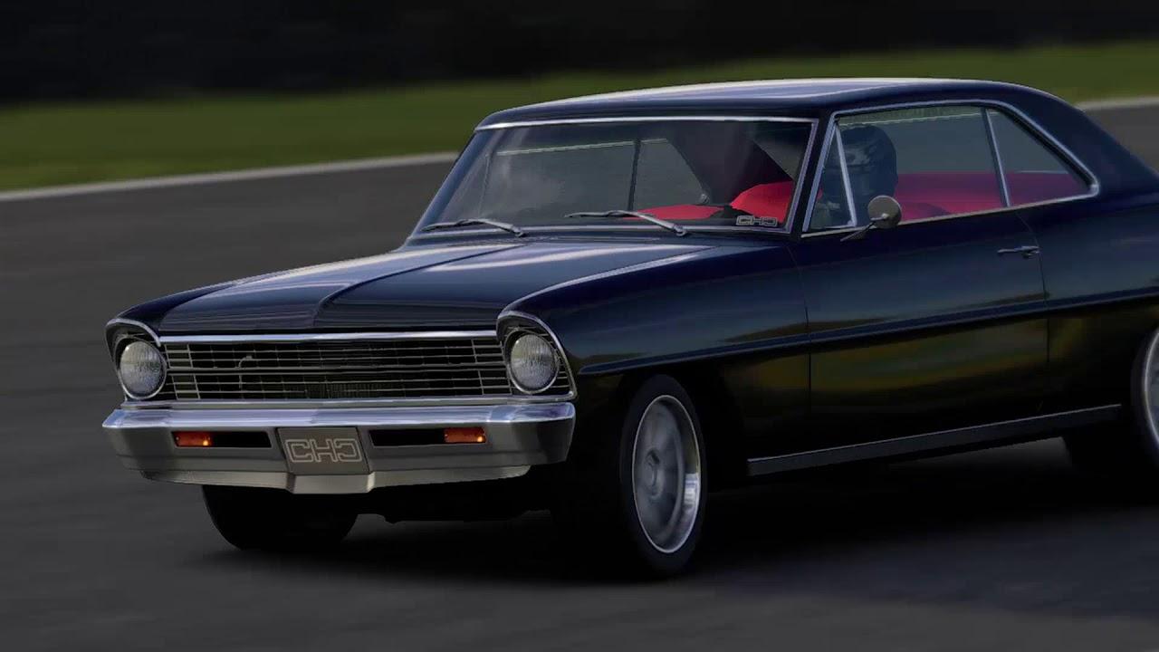 All Chevy chevy 1967 : Chevy Nova 1967 - Interlagos - GTSPORT - YouTube