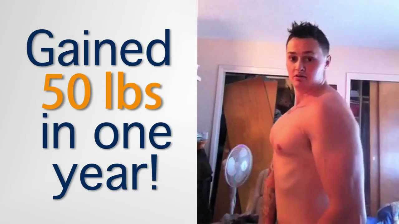 CB-1 Weight Gainer Review: Aaron - YouTube