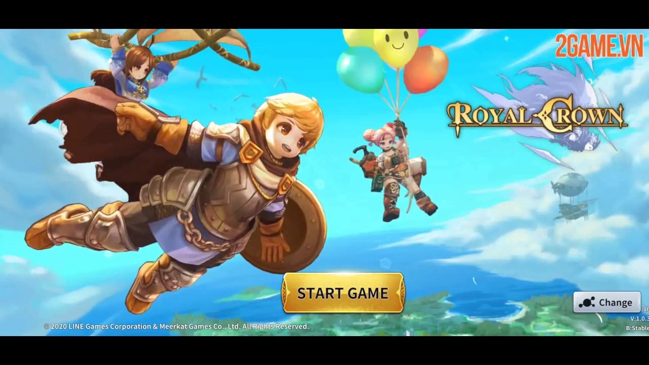 [Khám phá] Royal Crown – Game MOBA sinh tồn lấy đồ họa kiểu Ragnarok Online