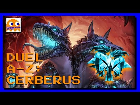 SMITE Duel A-Z - Cerberus | THREE DOGS ARE BETTER THAN ONE